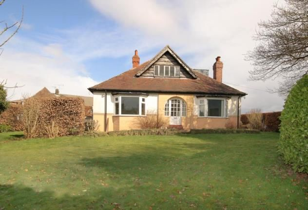 Thumbnail Bungalow for sale in Rosamond Drive, Sheffield, South Yorkshire