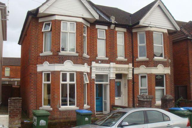 Thumbnail Semi-detached house to rent in Cedar Road, Southampton
