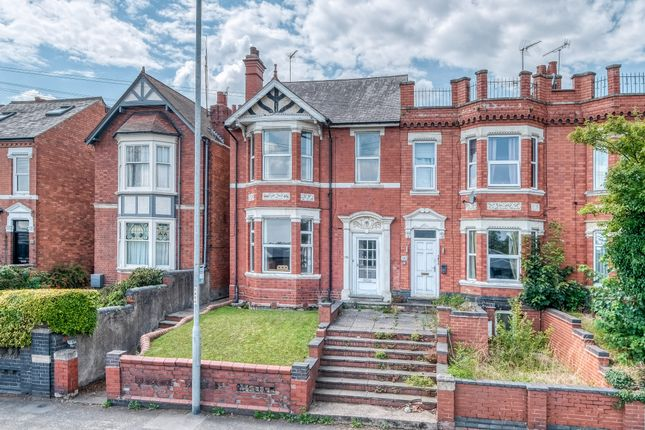 Thumbnail End terrace house for sale in Henwick Road, Worcester
