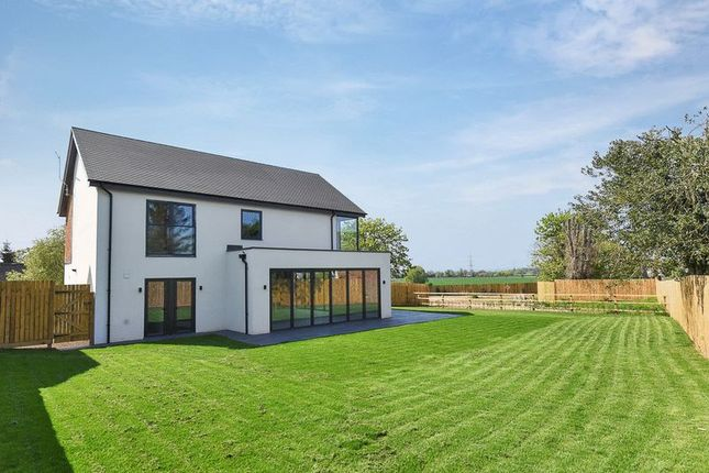 Thumbnail Detached house for sale in The Sidings, Station Road, Sutton Bonington