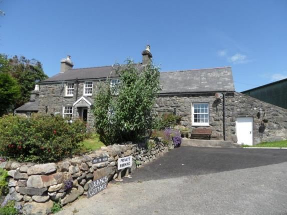 3 bed detached house for sale in Dwyfor Ranch, Llanystumdwy, Criccieth, Gwynedd