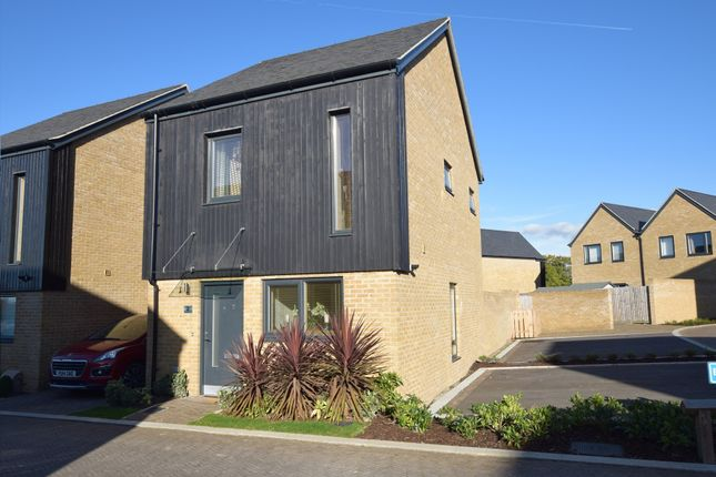 Thumbnail Link-detached house for sale in Bunting Street, Newhall, Harlow