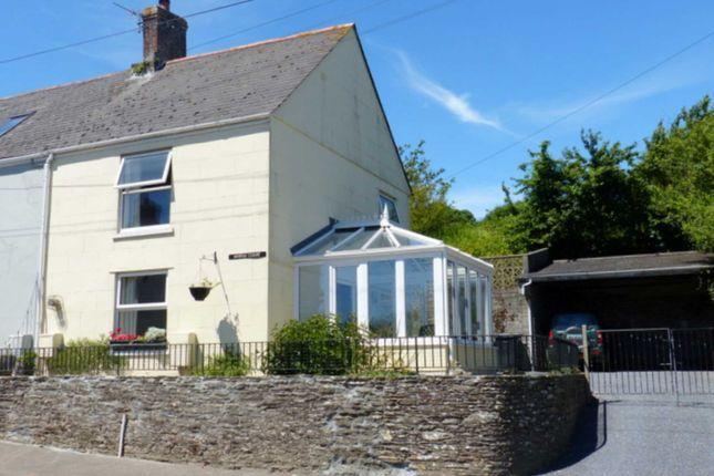 2 bed end terrace house for sale in West Alvington, Kingsbridge