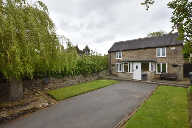 Thumbnail Detached house for sale in Willow Croft, Farnah Green, Belper
