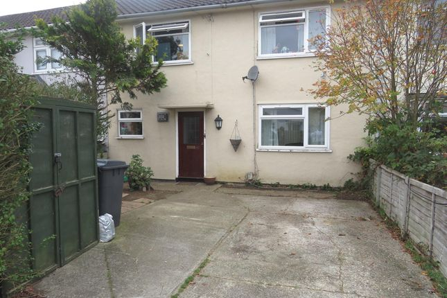 Thumbnail Terraced house for sale in Harewood Road, Chelmsford