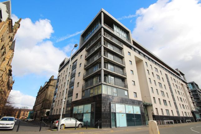 Thumbnail Flat to rent in Act545 Wallace Street, Tradeston, Glasgow