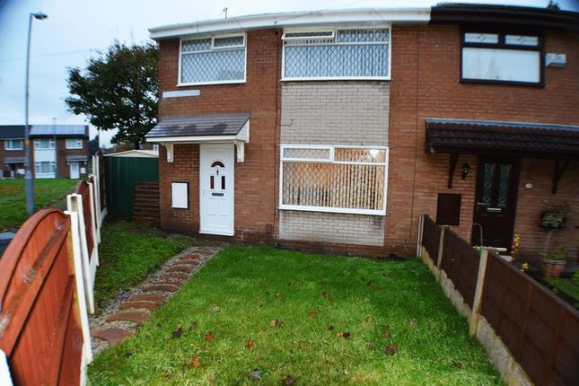 Thumbnail Terraced house for sale in Standish Walk, Denton, Manchester