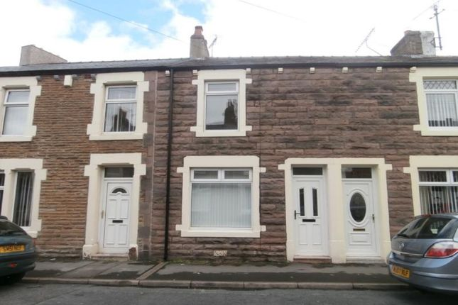 Thumbnail Terraced house to rent in Napier Street, Workington
