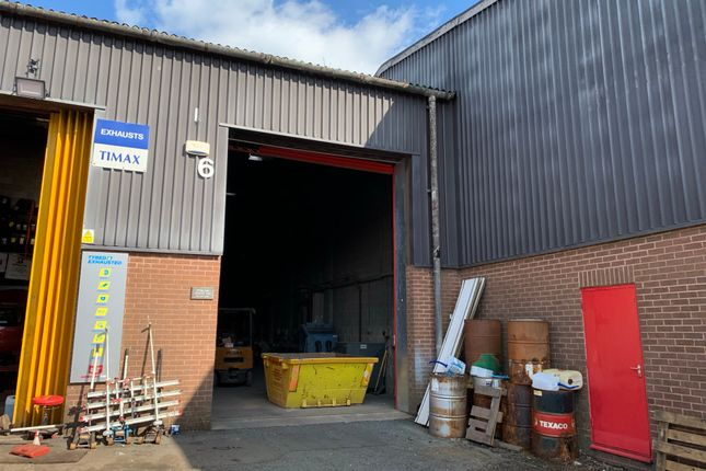 Thumbnail Industrial for sale in Exeter Road Industrial Estate, Okehampton