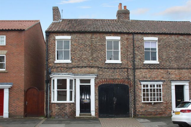 Thumbnail Terraced house for sale in Conroy Close, Long Street, Easingwold, York