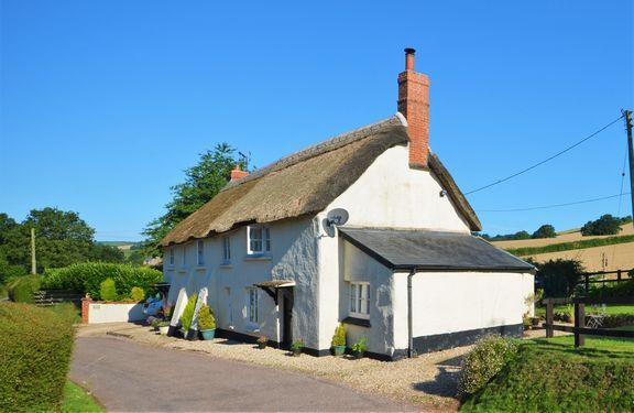 Thumbnail Semi-detached house for sale in Uplowman, Tiverton