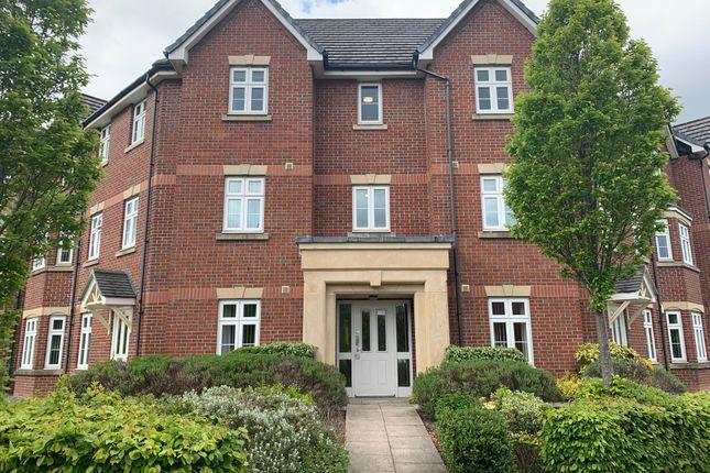 Thumbnail Flat to rent in Brattice Drive, Pendlebury, Swinton, Manchester