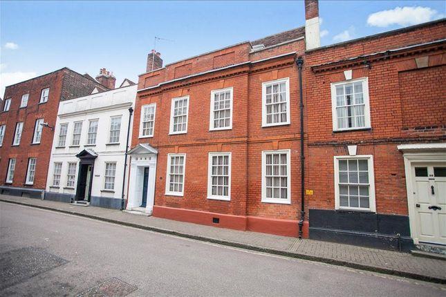 Thumbnail Terraced house for sale in Church Street, Harwich