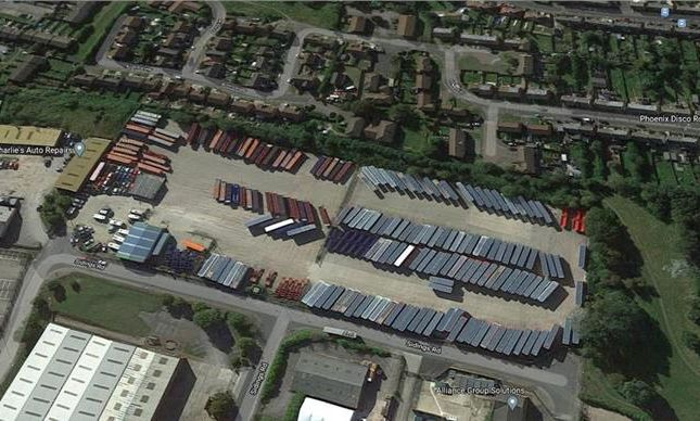 Thumbnail Land to let in The Sidings, Kirkby In Ashfield, Nottinghamshire