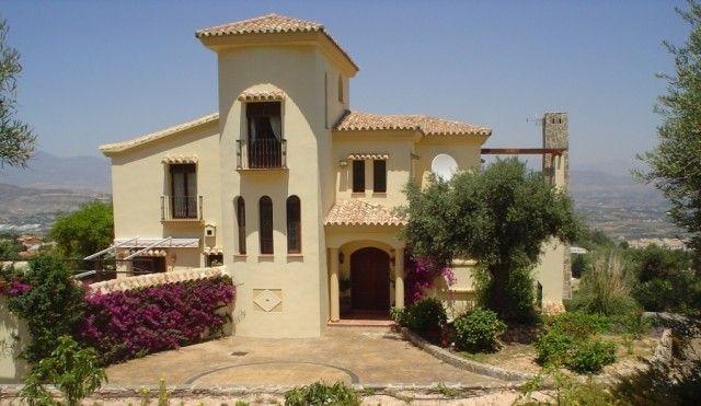 5 bed villa for sale in Spain, Málaga, Alhaurín El Grande