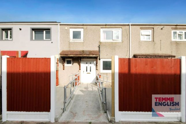 3 bed terraced house for sale in Swanstead, Vange, Basildon SS16