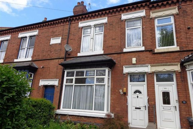 Terraced house for sale in Hob Moor Road, Small Heath, Birmingham