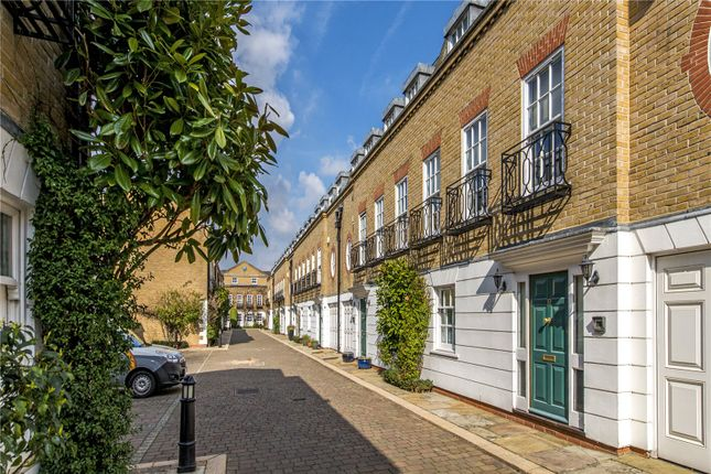 Thumbnail Terraced house for sale in Farrier Walk, London