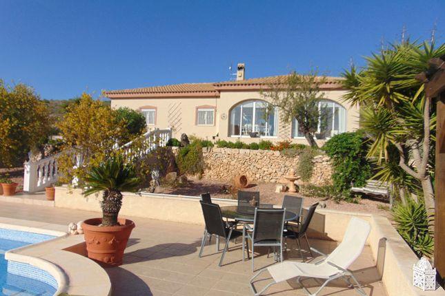 Thumbnail Villa for sale in Hondon De Los Frailes, Hondón De Los Frailes, Alicante, Valencia, Spain
