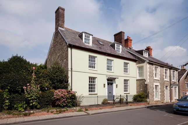 Thumbnail Town house for sale in Bell Street, Shaftesbury
