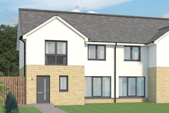 Thumbnail Semi-detached house for sale in Foresters Way, Inverness, 8Lp, Inverness
