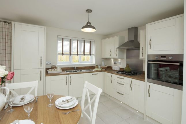 "Thumbnail Detached house for sale in ""Chesham"" at Carters Lane, Kiln Farm, Milton Keynes"