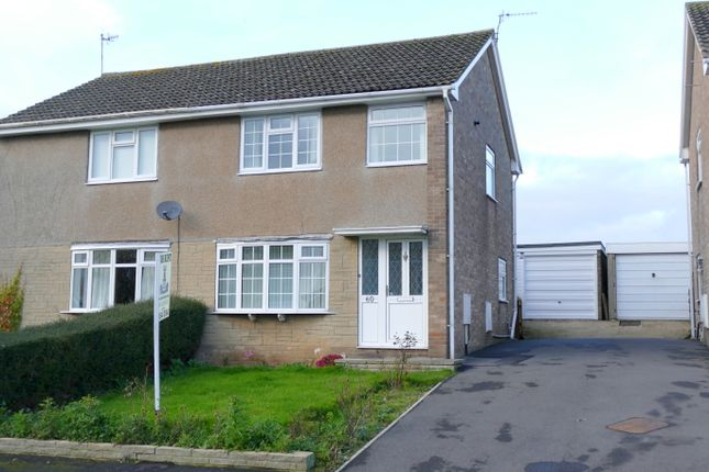 Thumbnail Semi-detached house to rent in Chantry Drive, Scarborough
