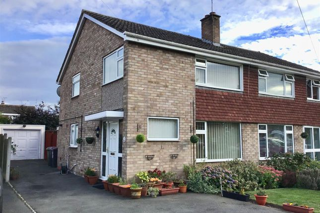 Thumbnail Semi-detached house for sale in Chestnut Drive, Wellington, Telford