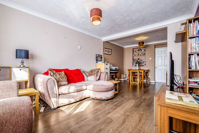 Thumbnail Terraced house for sale in Barrington Close, Goring-By-Sea, Worthing