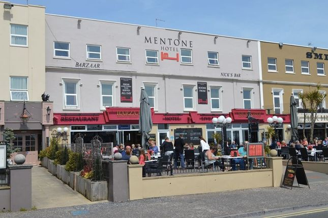 Thumbnail Hotel/guest house for sale in Knightstone Road, Weston-Super-Mare