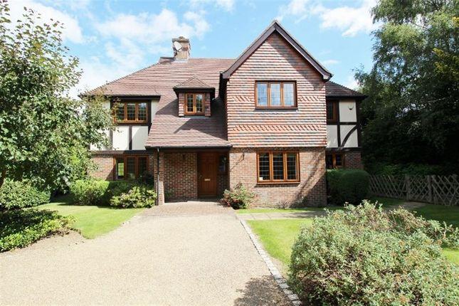 Thumbnail Detached house to rent in Bramble Lane, Sevenoaks