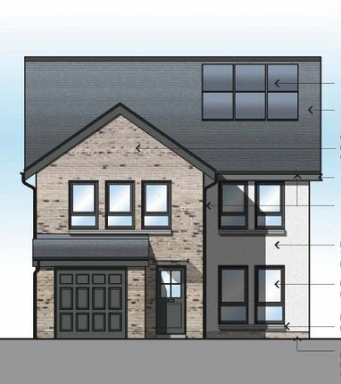Thumbnail Detached house for sale in Carrochan Road, Balloch, Alexandria