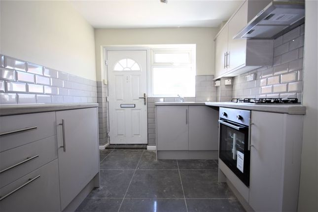 Thumbnail Terraced house to rent in Halliwell Close, Hull
