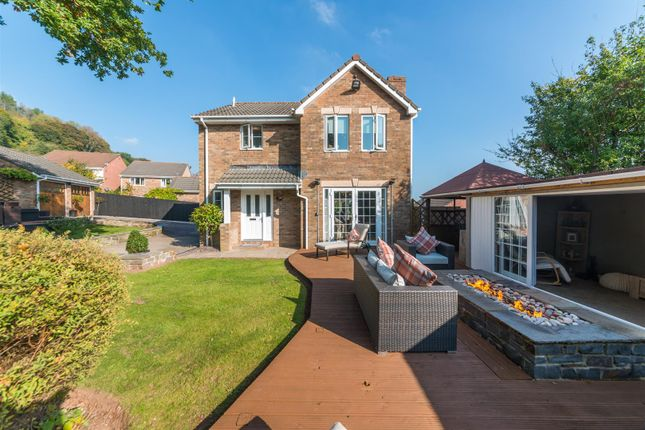 Thumbnail Detached house for sale in Greenwood Drive, Henllys, Cwmbran