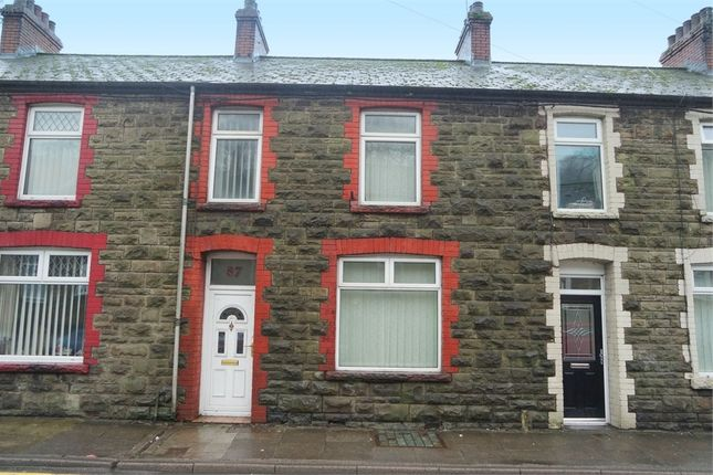 Thumbnail Terraced house to rent in Tonna Road, Maesteg, Mid Glamorgan