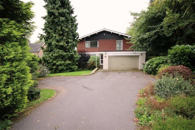 Thumbnail Detached house for sale in Hazelwood Road, Duffield, Derby