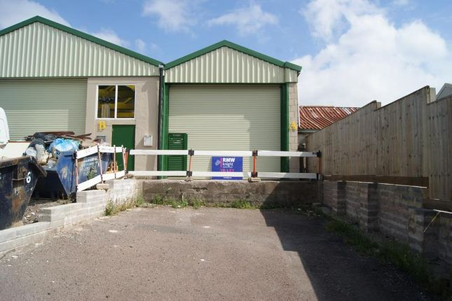 Thumbnail Light industrial for sale in Unit A Underwood Business Park, Wookey Hole Road, Wells
