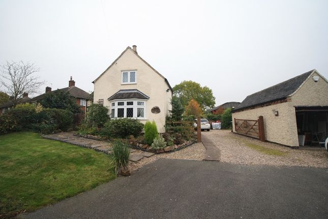 Thumbnail Detached house for sale in Main Street, Sutton Cheney, Leicestershire