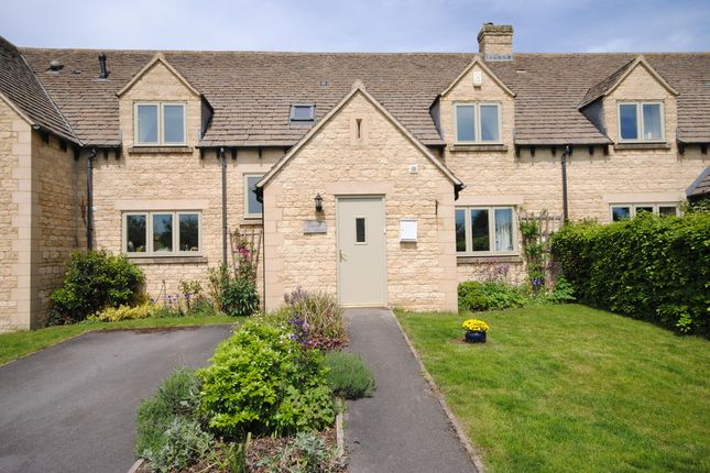 Thumbnail Terraced house for sale in Brize Norton Road, Minster Lovell, Witney