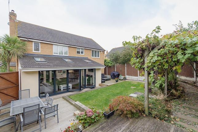 Thumbnail Detached house for sale in Lorimar Court, Sittingbourne