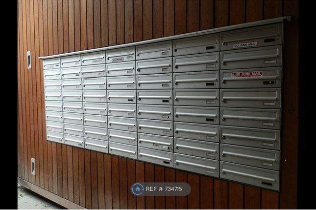 Letterboxes of Blueprint Apartments, Balham SW12