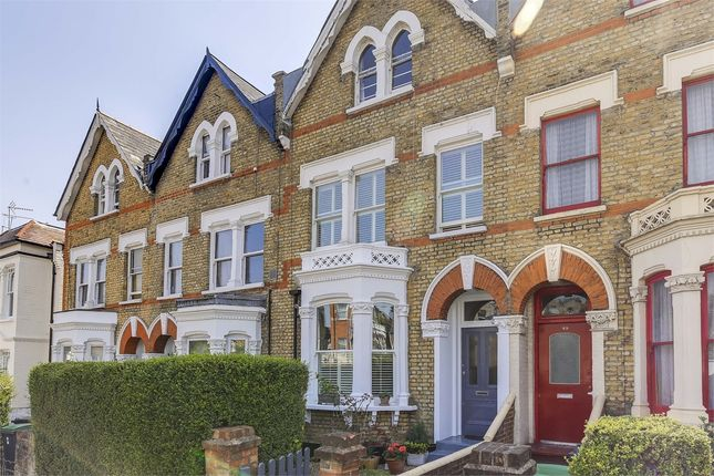 Thumbnail Terraced house for sale in Palace Gates Road, Alexandra Park, London