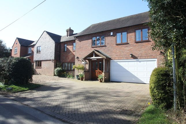 Thumbnail Detached house for sale in Frog Lane, Balsall Common, Coventry