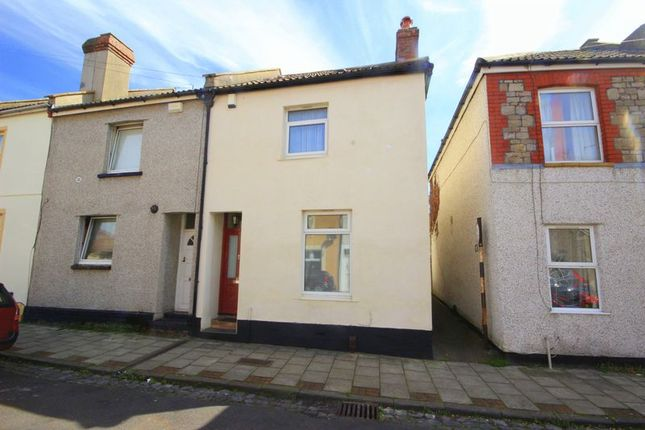 2 bed end terrace house for sale in Bradley Crescent, Shirehampton, Bristol