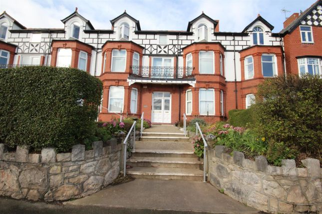 Thumbnail Flat for sale in The Towers, 41-43 Whitehall Road, Rhos-On-Sea