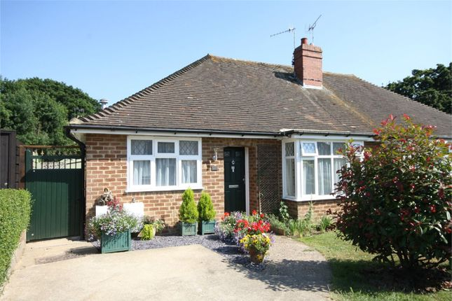 Thumbnail Semi-detached bungalow for sale in Dalehurst Road, Bexhill On Sea