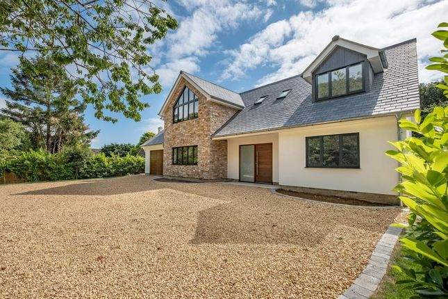 Thumbnail Detached house for sale in Foreland Farm Lane, Bembridge, Isle Of Wight