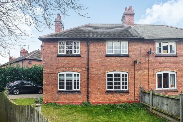 Thumbnail Semi-detached house for sale in Rutland Road, Stamford