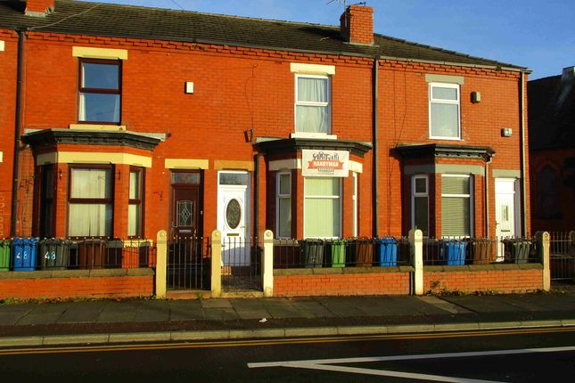 2 bed terraced house to rent in Warrington Lane, Wigan, Greater Manchester WN1