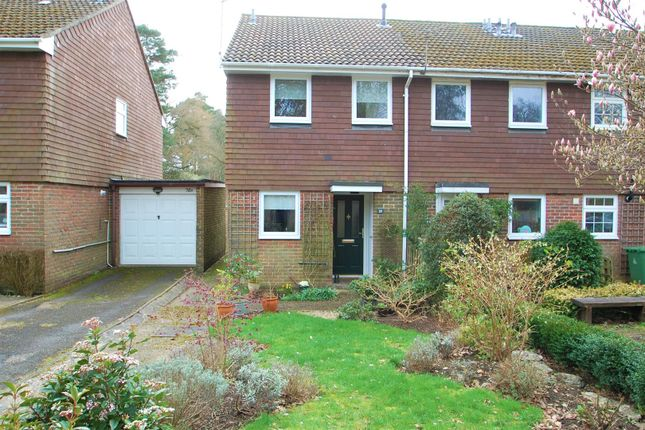 Thumbnail End terrace house to rent in Pine Walk, Liss Forest, Liss
